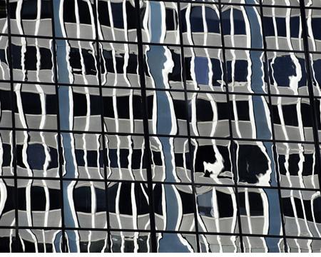 Denver Building Reflection