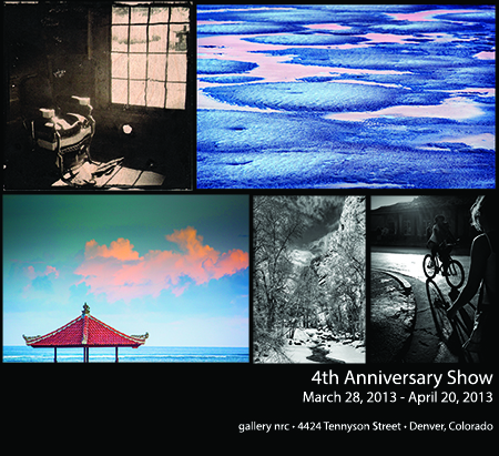 4th Anniversary Show - gallery nrc