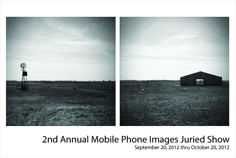 2nd Annual Mobile Phone Images Juried Show