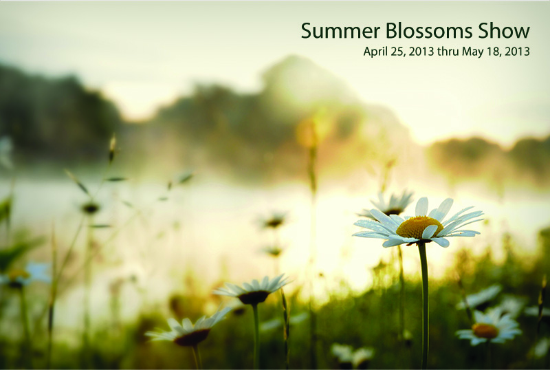 Summer Blossom Images Juried Show