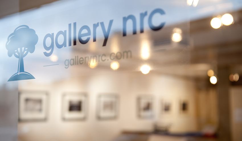 Entrance to gallery nrc