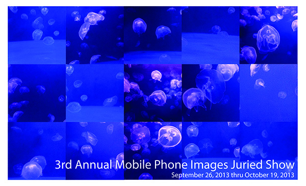 3rd Annual Mobile Phone Images Juried Show